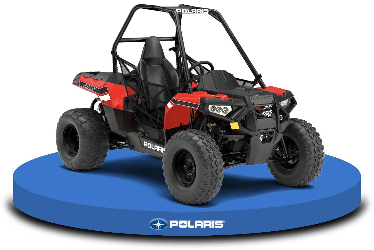 Polaris Ireland:Polaris ACE® 150