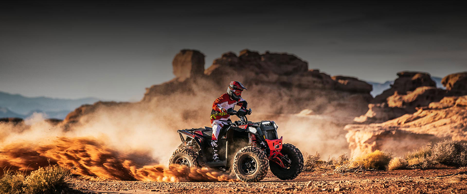 THE WORLD'S BIGGEST, BADDEST ATV