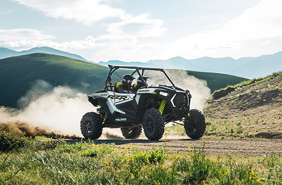 THE EXTREME OFF-ROAD EXPERIENCE