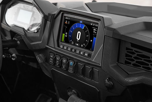 Intuitive and Advanced Interior