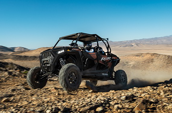 The Xtreme Off-Road Experience