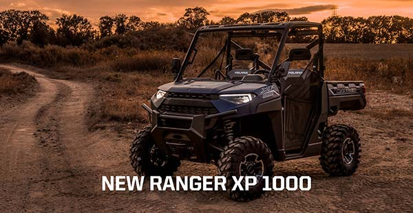 New Ranger XP 1000 EPS
