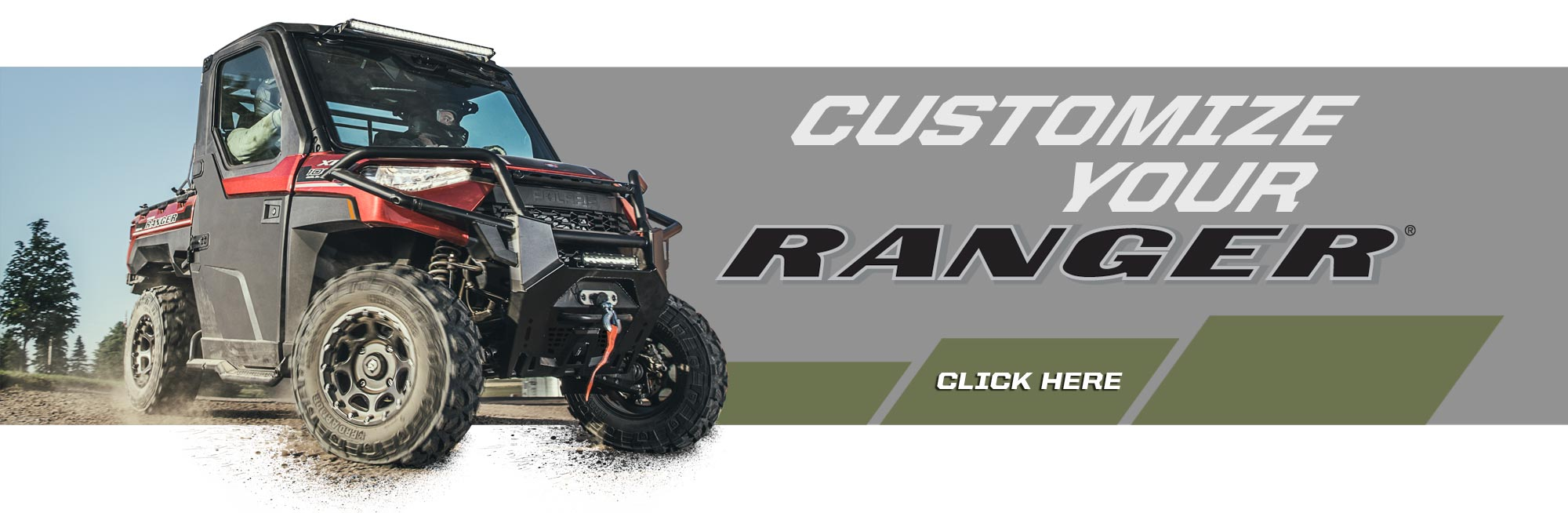 Customize your RANGER